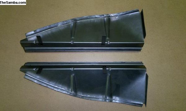 4073043 Engine room side trays Oval