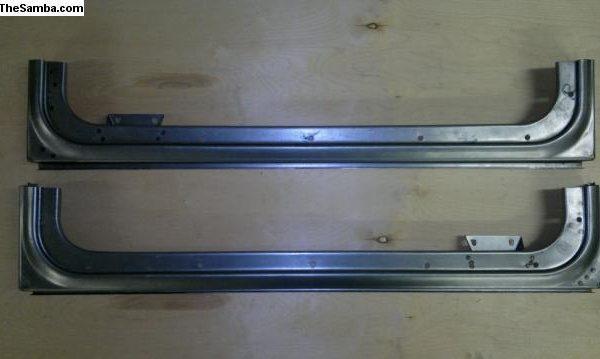 4197303 Ribbed door repair panel INNER