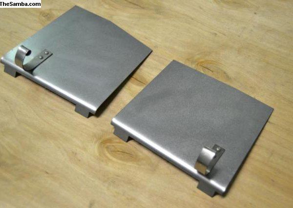 4816417 Heater flaps
