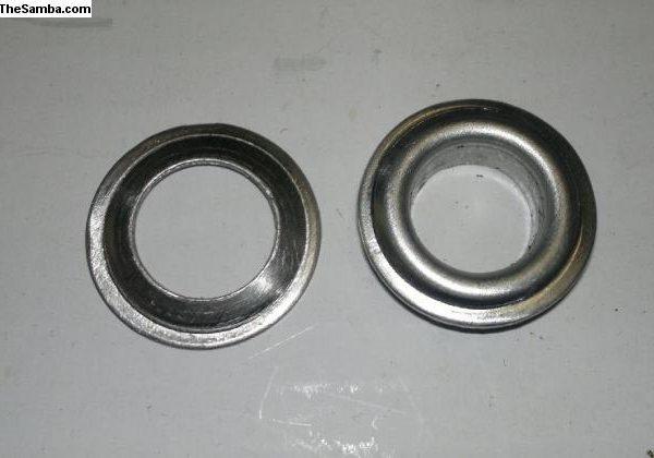 5197586 Fuel tap lever crommet
