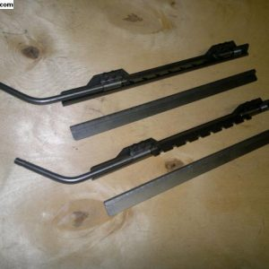 5327801 Seat adjusters and rails