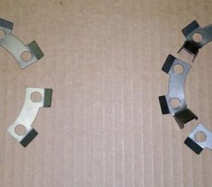 5953741 Lock plate set for Kübel differential