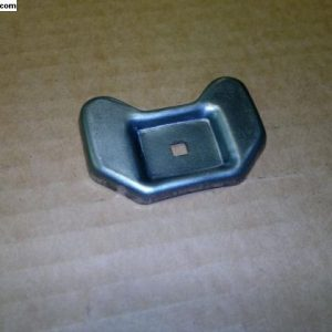 6048956 Brake cables cover plate for mechanical brakes