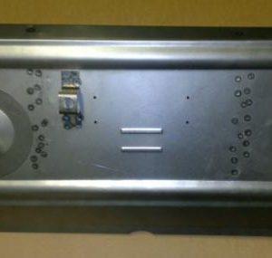 6110015 Spare wheel panel 1947-49