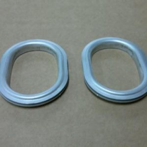 6544141 Early oval front carpet rings