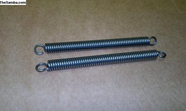 6743592 Springs for battery clips for Split beetle