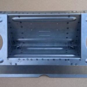 6777884 Spare wheel panel with tray 1949-52